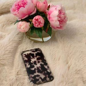 Black and White iPhone 7/8 Plus Case